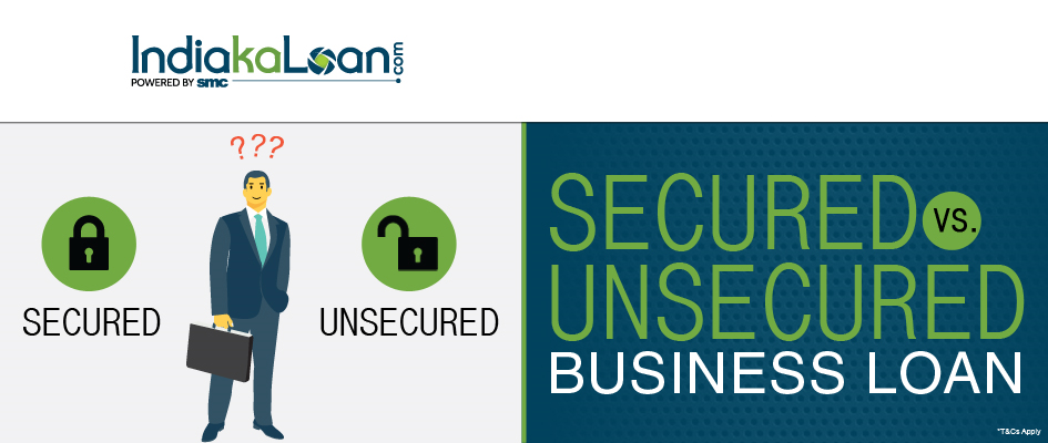 Difference Between Secured And Unsecured Business Loans In 2020 Business Loans Loan Financial Institutions