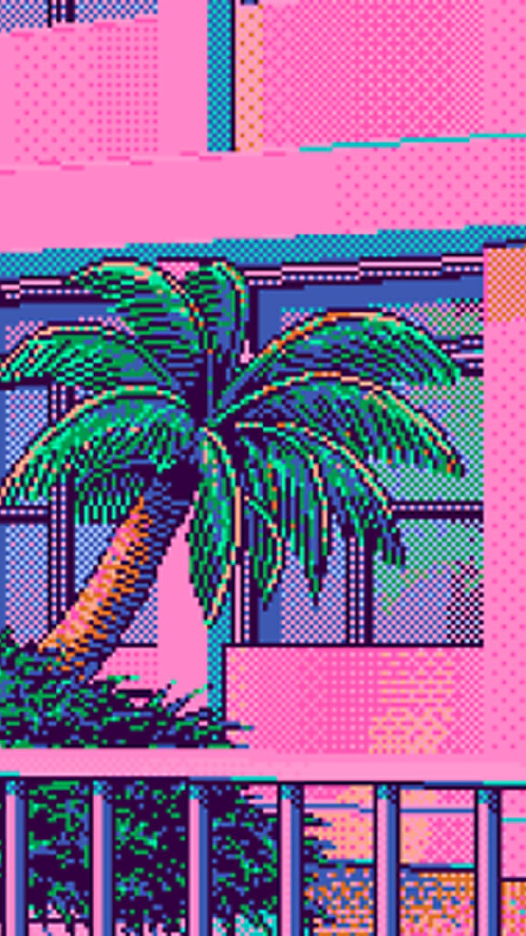 Pixel Art Wallpaper Tumblr In 2019 Vaporwave Wallpaper
