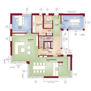 ConceptM 211 Musterhaus Mannheim Bien Zenker