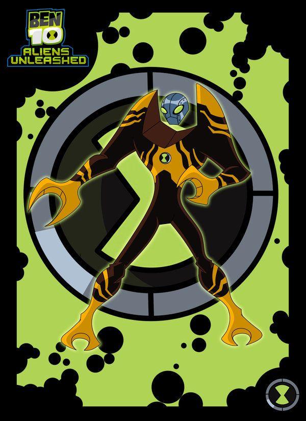 Lodestar By Illuminate01 On Deviantart Ben 10 Comics Ben 10 Ben 10 Alien Force