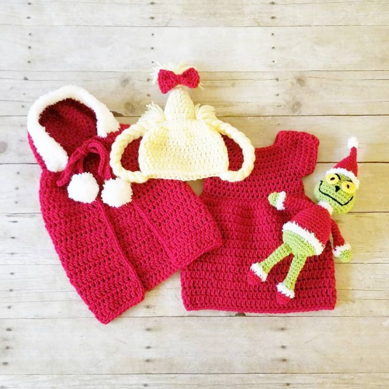 Free Crochet Patterns For Baby Items For New Year 2019 Page 41 Of