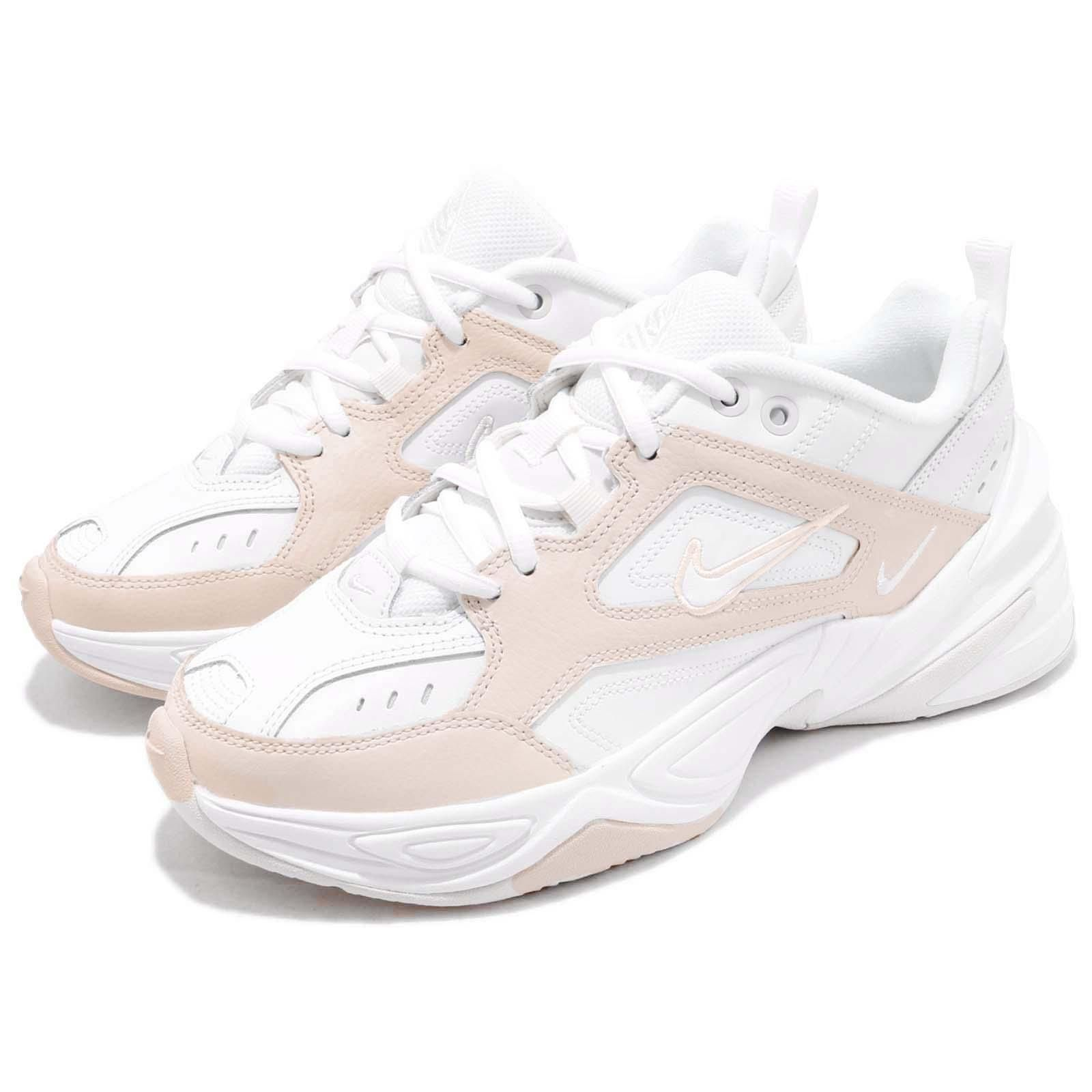 outlet store 6ad7f 53ad5 124.99   Nike Wmns M2K Tekno Phantom White Women Casual Daddy Shoes Sneakers  AO3108-
