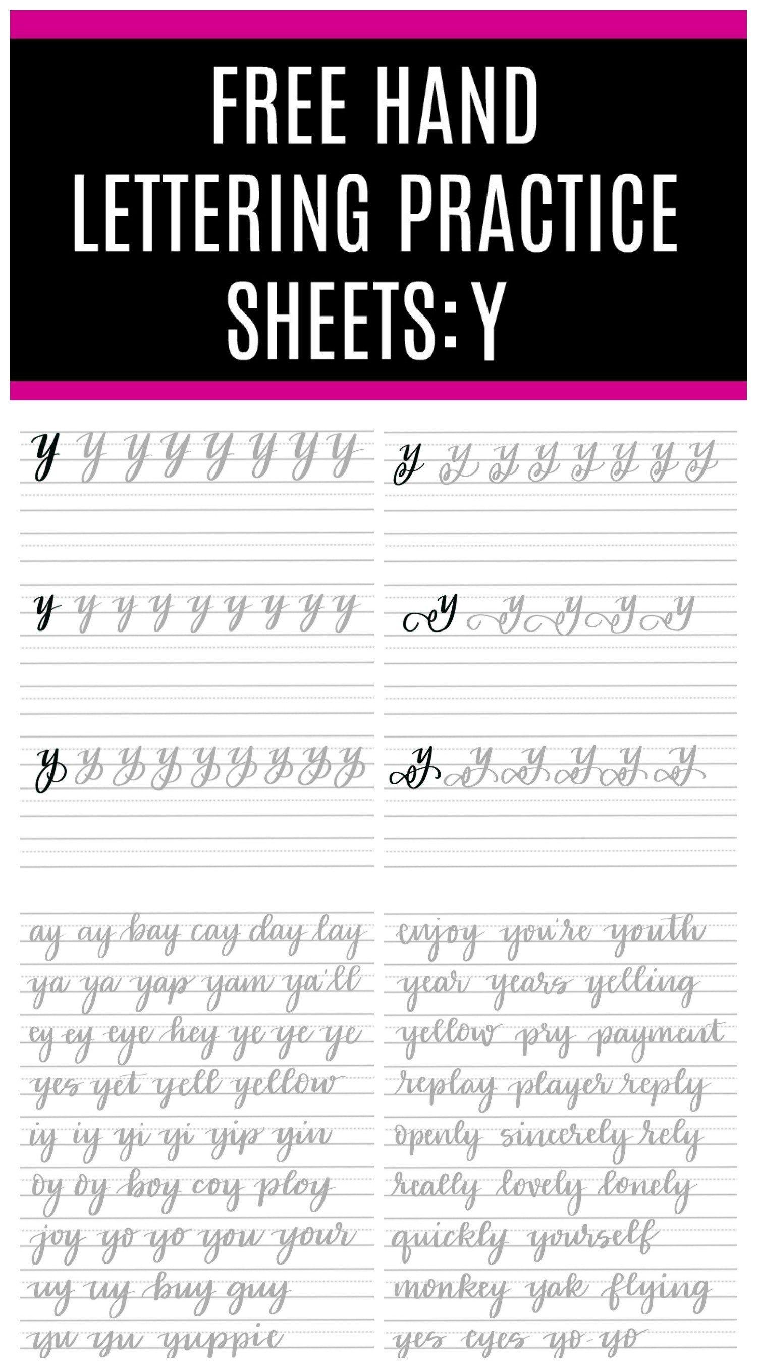 Brush Script Y
