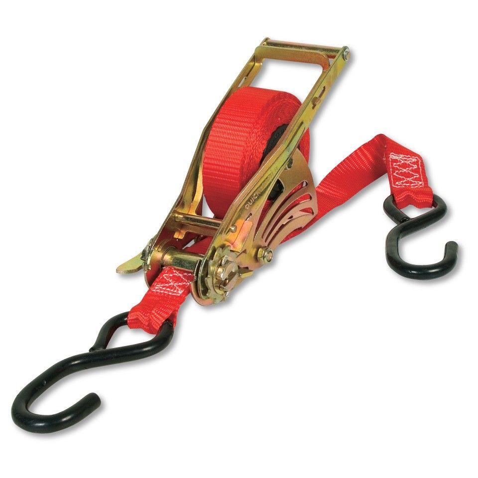 Quickloader retractable tiedown retractable tie