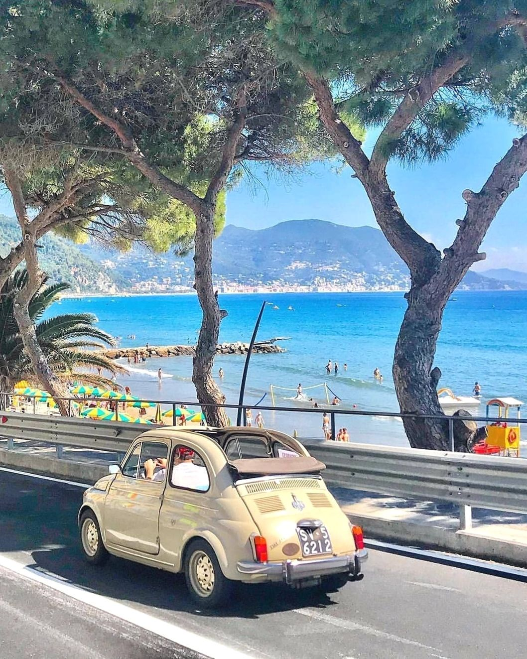 7 Day Tour Of Italy Italytravelinspiration Italie Voiture