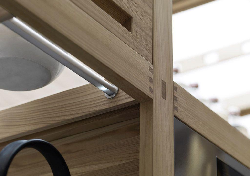 Kitchen cabinet - SineTempore from Valcucine   Details   Pinterest