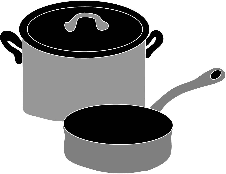 Cake Pan Clipart : Pots and Pans Clip Art Cookware , pots and pans Pinterest