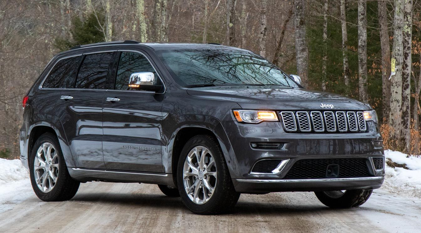 2020 Jeep Grand Cherokee Review Luxurious Solid On Any Road Surface In 2020 Jeep Grand Jeep Grand Cherokee Jeep