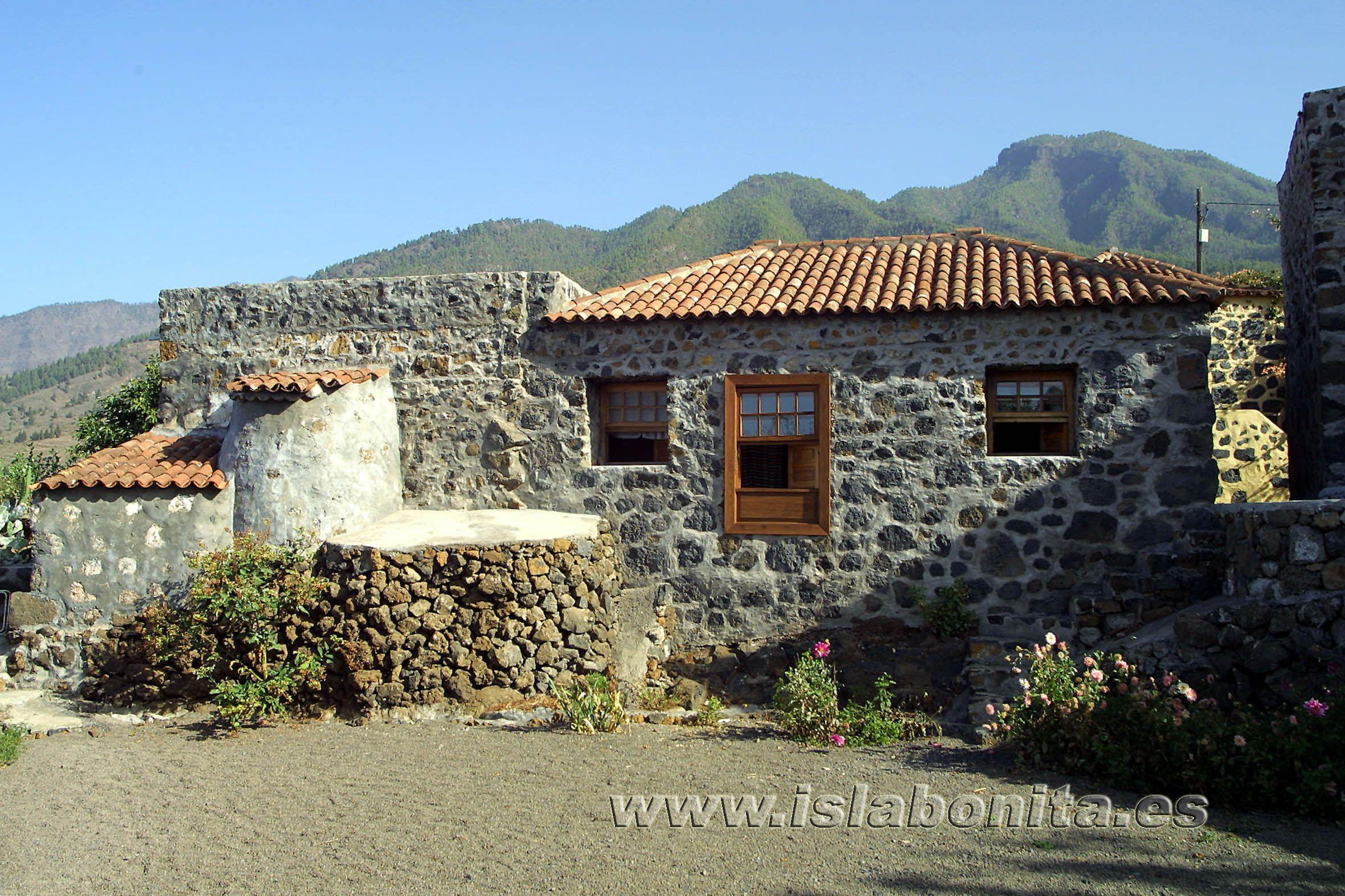 Casa Rural Sombrero Pico A (El Paso La Palma) Casas