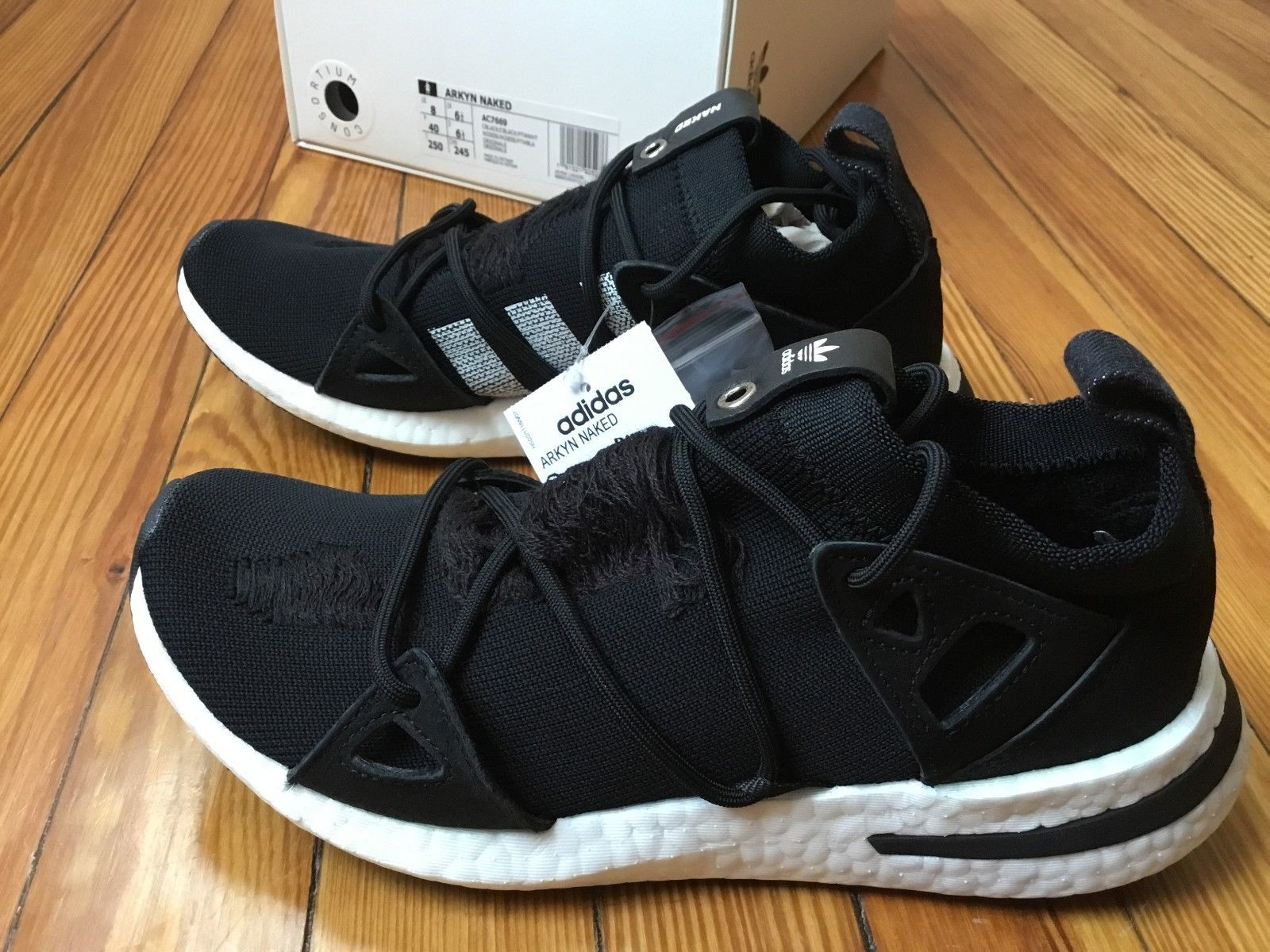 new styles 0ffdb e8bde Adidas Arkyn Naked womens shoes sneakers AC7669 black multiple sizes