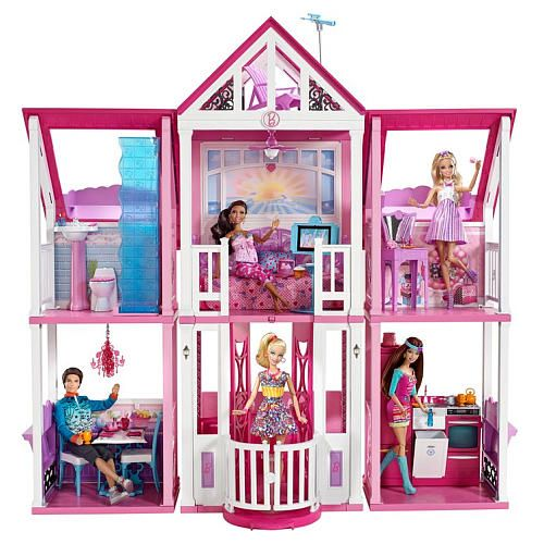 Barbie Doll House, Barbie