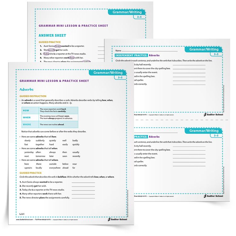 Free 25 printable grammar worksheets educators can to