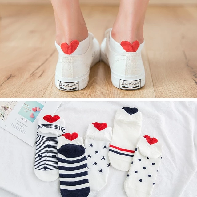 Photo of Cartoon Fox Socks