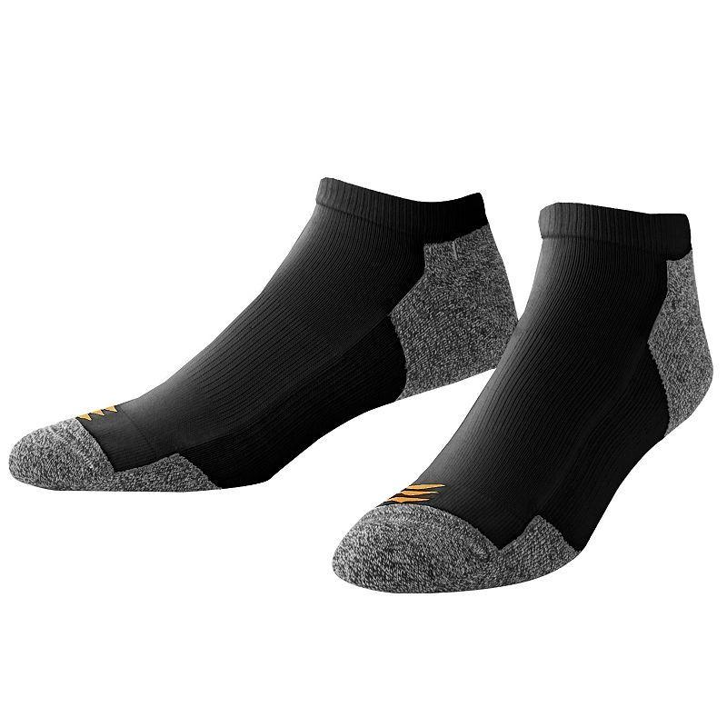 9b75deb853 Men's Powersox by GOLDTOE 3-pack Power-Lites No-Show Socks ...