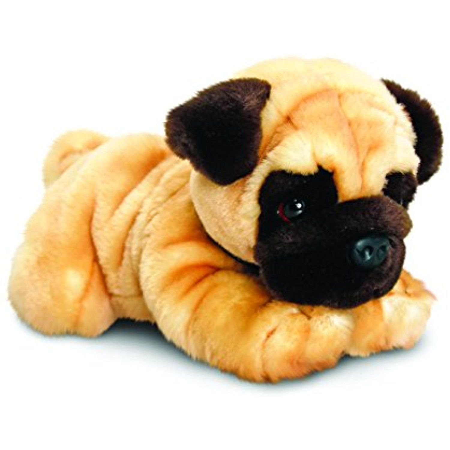 35cm Pug Soft Plush Toy Dog Learn More By Visiting The Image