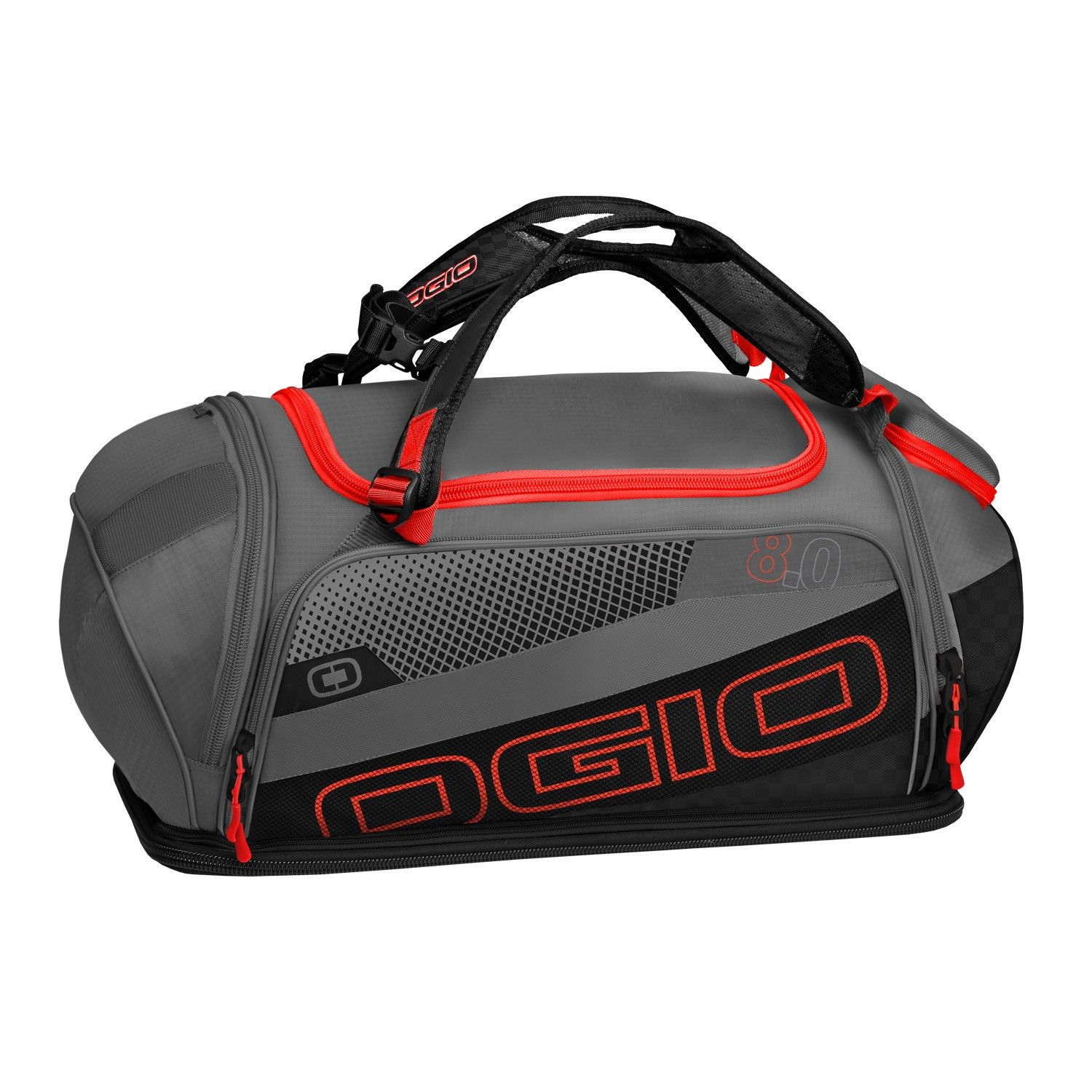 OGIO 80 ATHLETIC BAG Grab Your Gear And Go This Bag Is Designed With