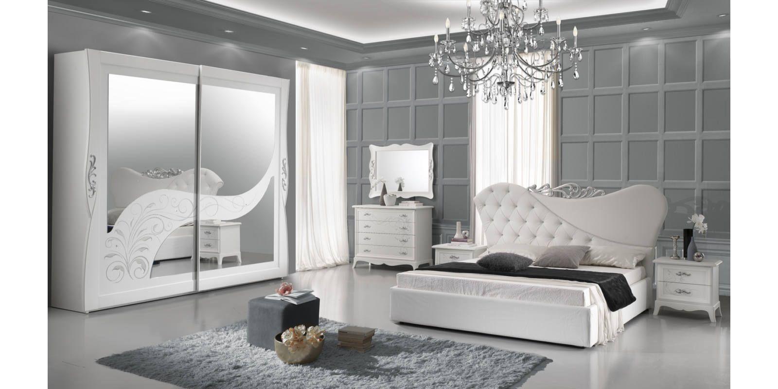 Giselle gyönyörű klasszikus olasz hálószoba garnitúra