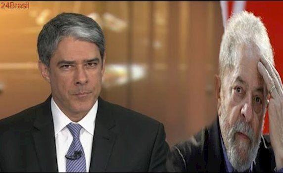 """William Bonner Aponta os """"ERROS"""" de LULA durante Interrogatorio de Sergio Moro e se Complicou"""