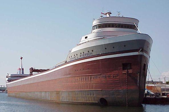 Junkyard Gem 2009 Smart Fortwo Great Lakes Ships Great Lakes Ship