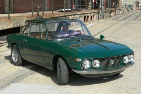 Good In Green 1965 Lancia Fulvia Coupe Coupe Sport Cars Vintage Cars
