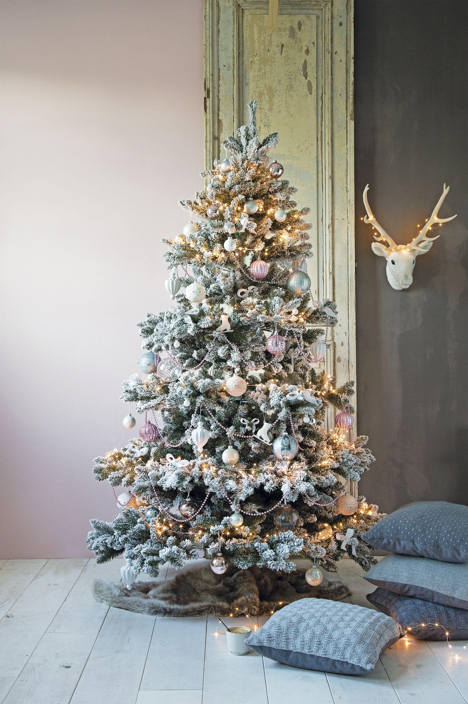 romantische kerstboom kerst kerstboom intratuin