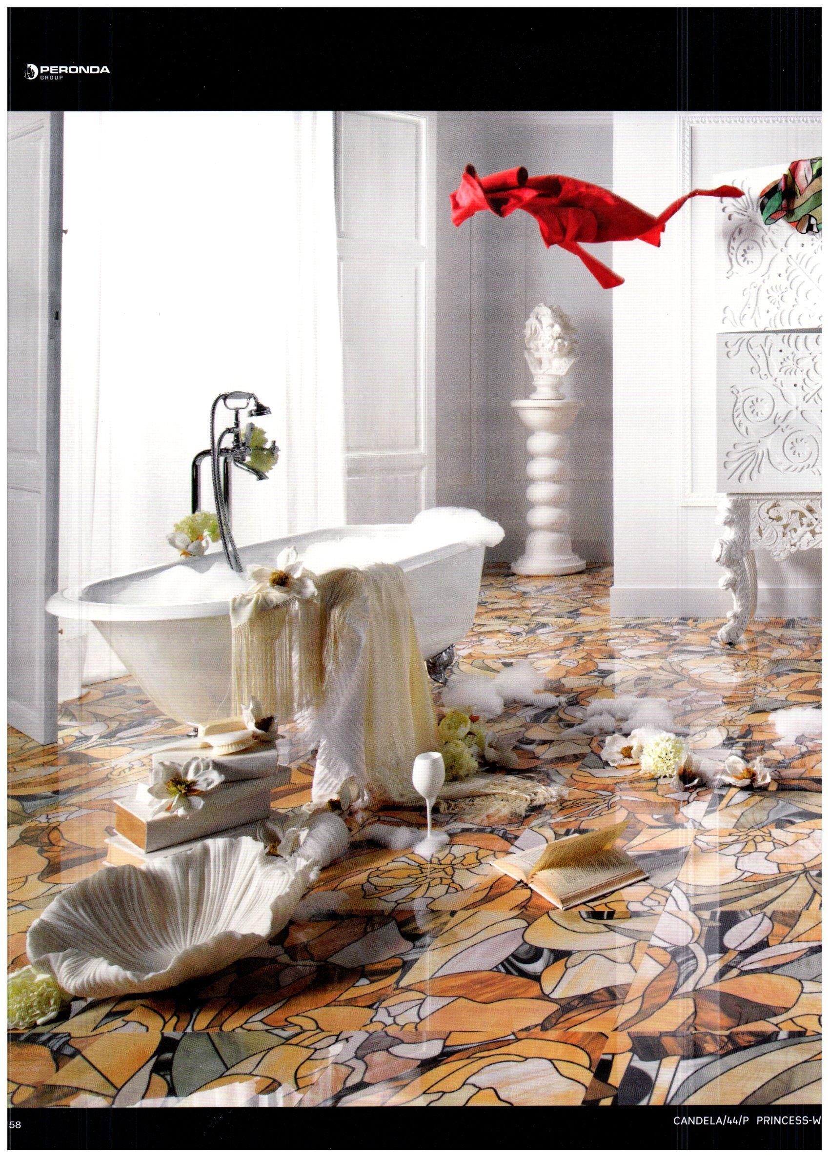 deco kitchen or bathroom orchidéeréf 1858 faience Stickers wall tiles