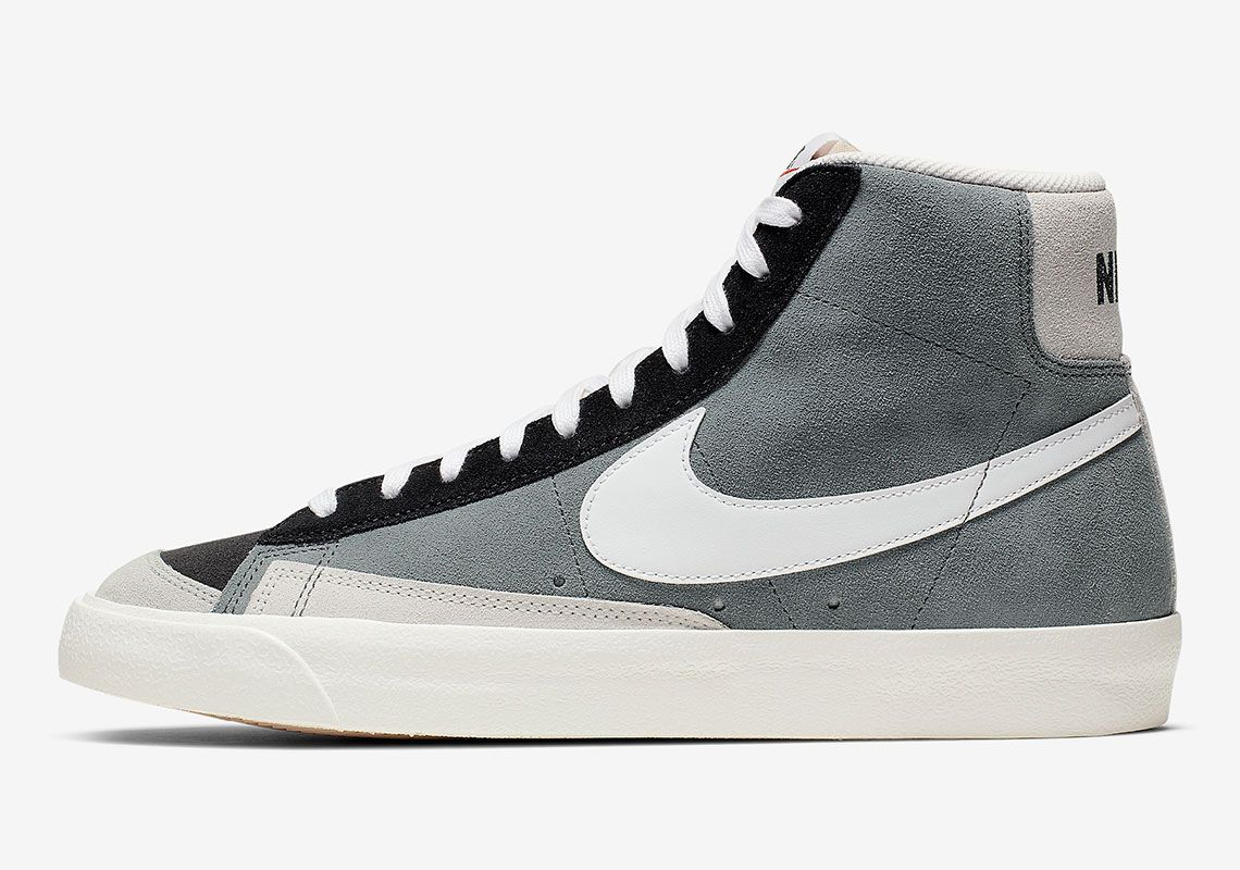 Nike Blazer Mid 77 Vintage Ci1167 001 Release Info Sneakernews Com