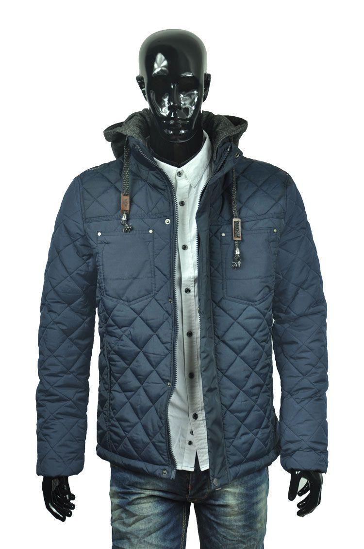 Wiosenna Kurtka Meska Pikowana Dstone M 5175637655 Oficjalne Archiwum Allegro Jackets Winter Jackets Fashion
