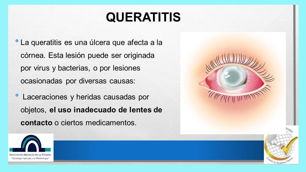 diabetes queratitis