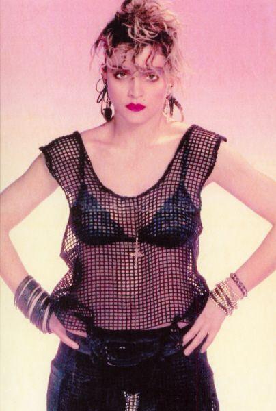 Street Urchin Look Madonna années 80, Déguisement années