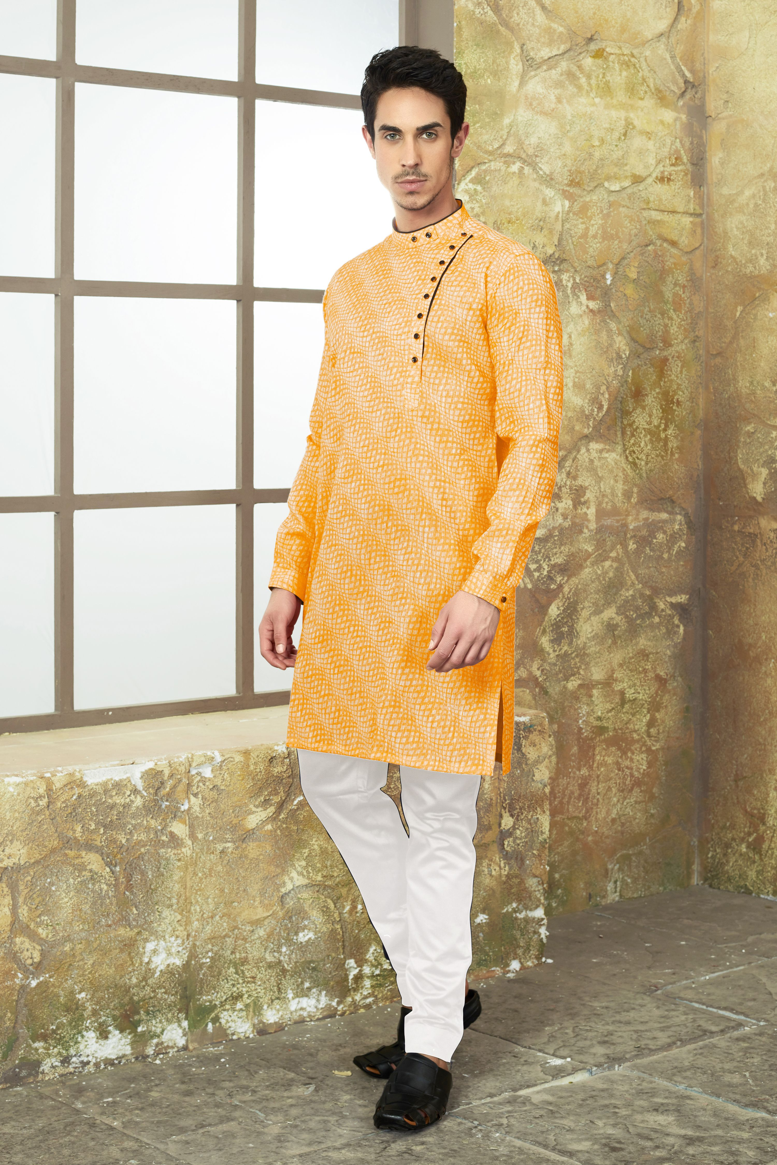 Let S Bring Your Search For The Latest Pathanikurta Designs To An