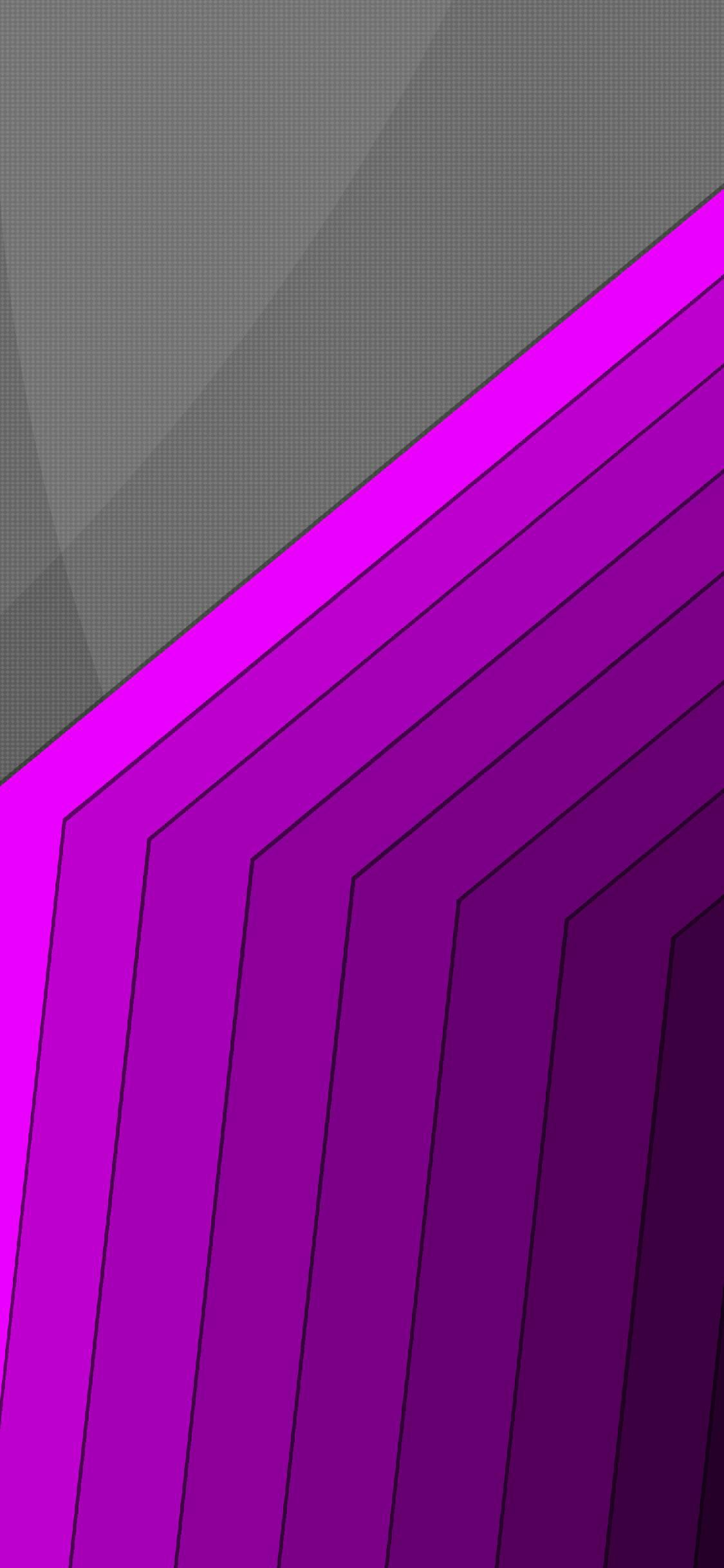 PurpleStripes Lettering, Iphone wallpaper, Download free