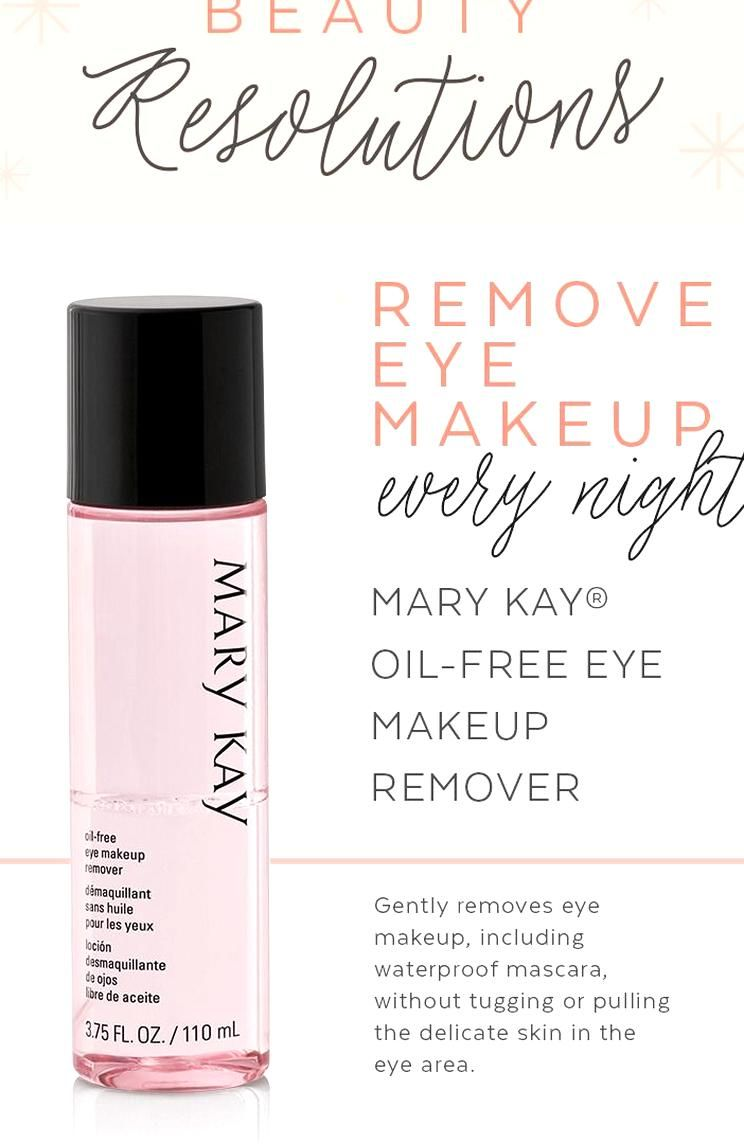 This Year We Vow To Remove Eye Makeup Before Bed Each Night The Skin Around The Eyes Is The Most In 2020 Oil Free Eye Makeup Remover Eye Makeup Remover Makeup Remover