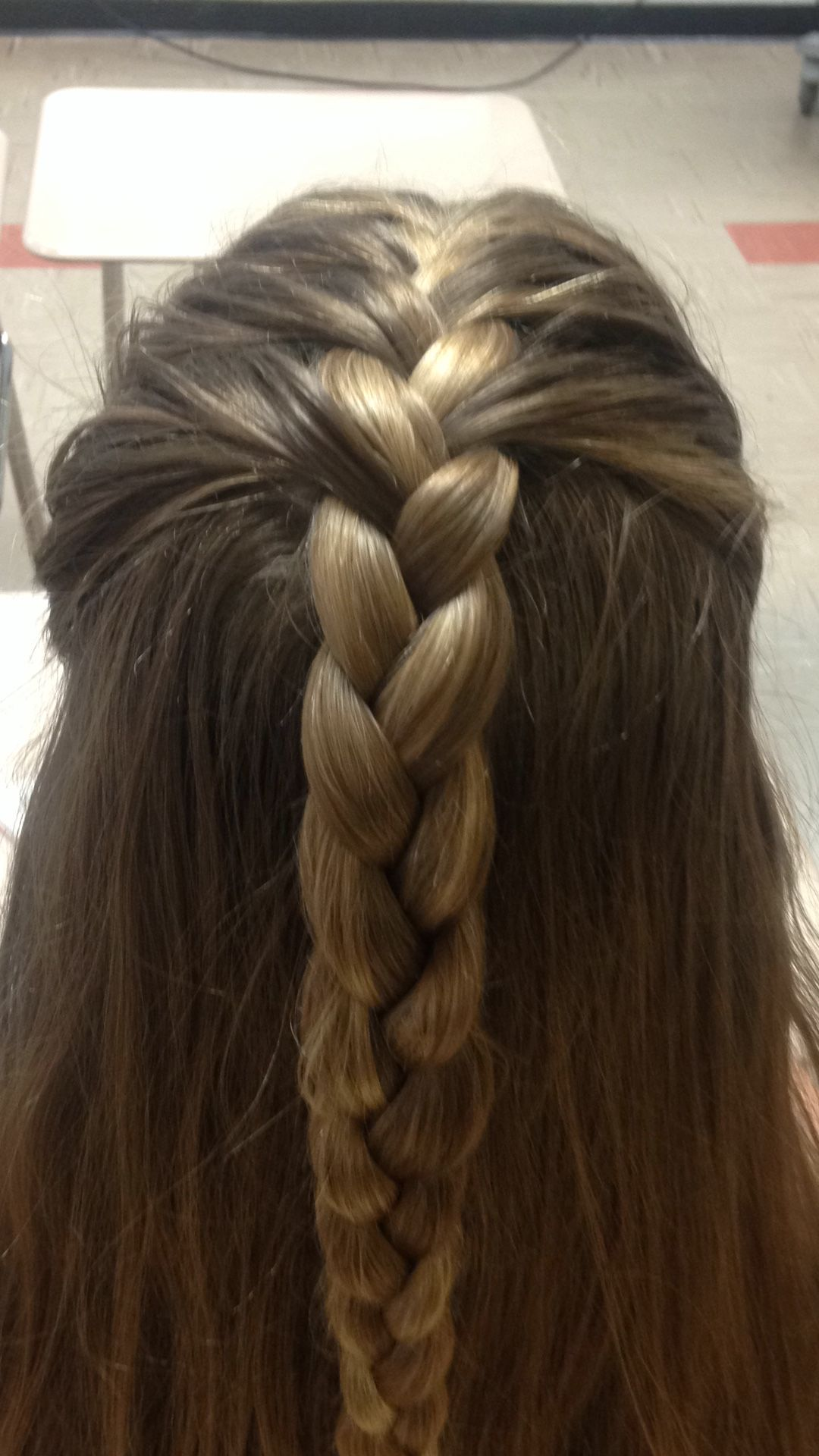 Easy quick hairstyle hair pinterest quick hairstyles