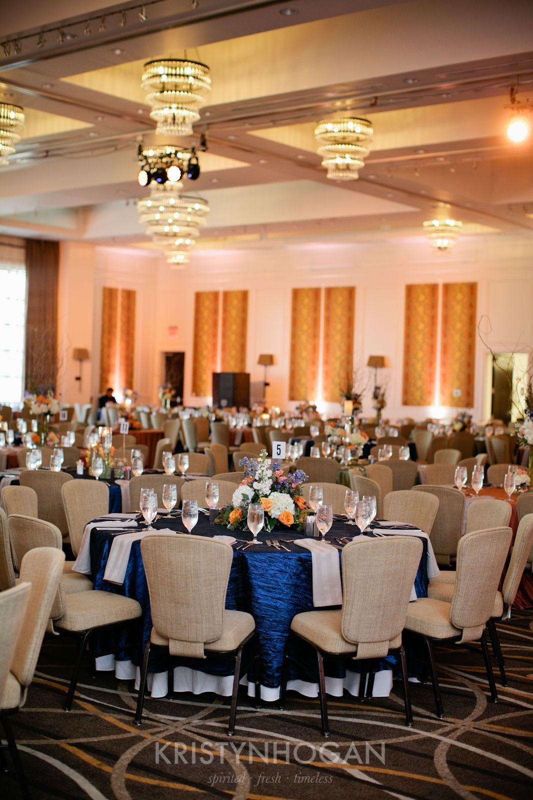 Hutton Hotel Nashville Wedding Reception The Pink