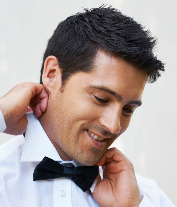 Good Hairstyles For Men To Wear At Weddings Groom Hair Styles Mens Hairstyles Short Wedding Haircut