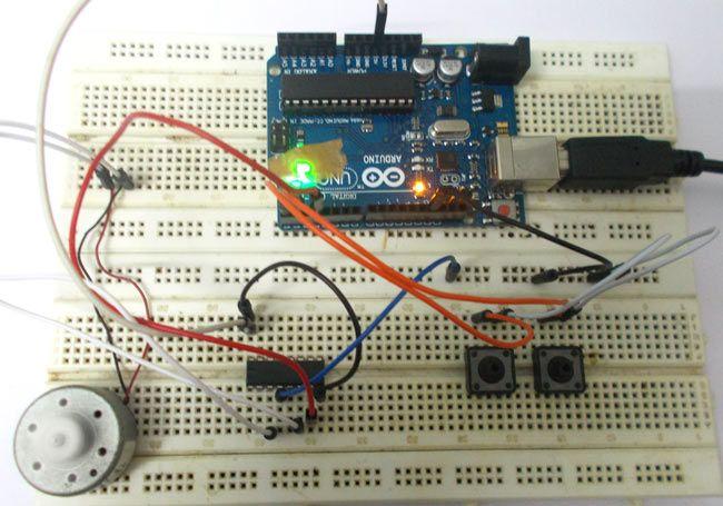 Dc Motor Speed Control Using Arduino Uno Arduino