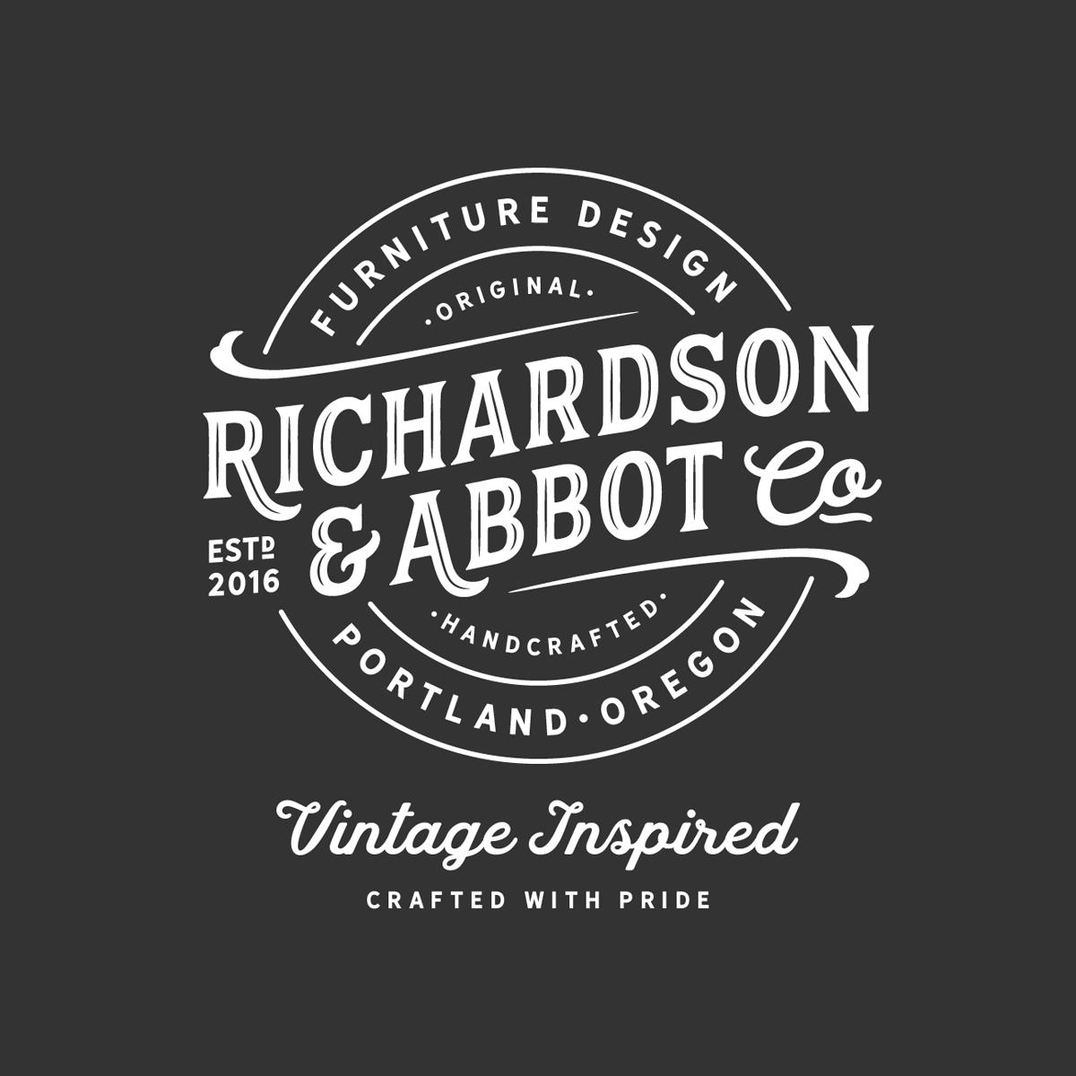 Hanley Font Collection Vintage Logo Design Logo Design Vintage Retro Logo Inspiration Vintage