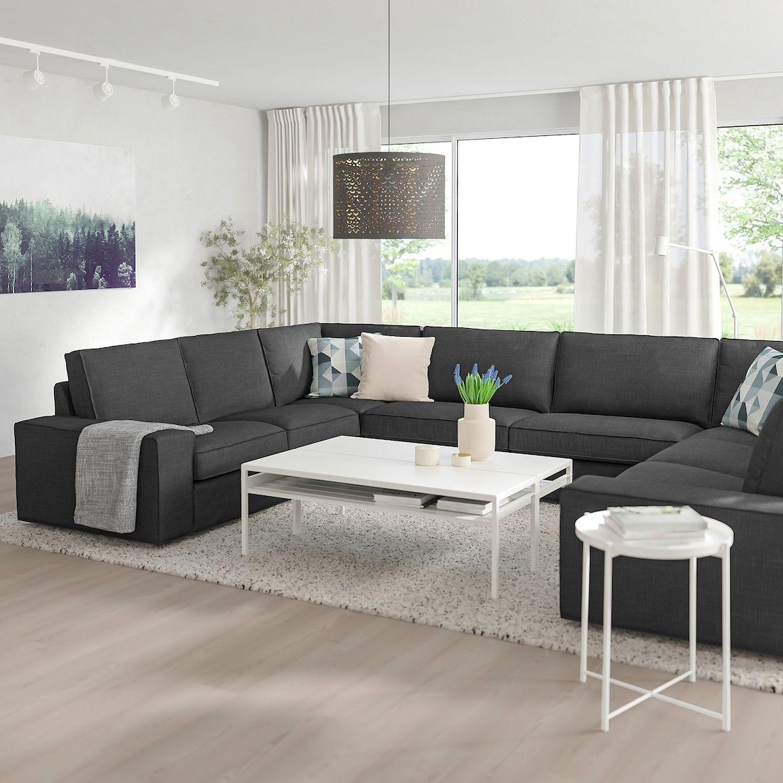 u shaped sofa kivik sofa ikea kivik