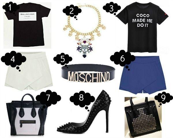 Fashion Wish List for September |Madame Keke #streetfashion #style fashion
