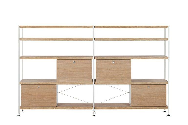 7000 | Shelving unit by THONET | design f/p design