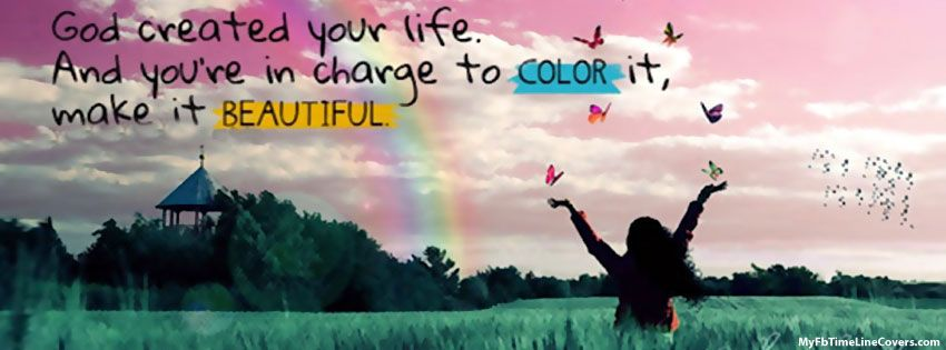 Color Your Life Facebook Covers, MyFbTimeLineCovers.com ...