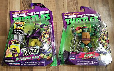 Teenage #mutant #ninja turtles figures donatello ooze & #raphael playmate 2012 ne,  View more on the LINK: 	http://www.zeppy.io/product/gb/2/331905979182/