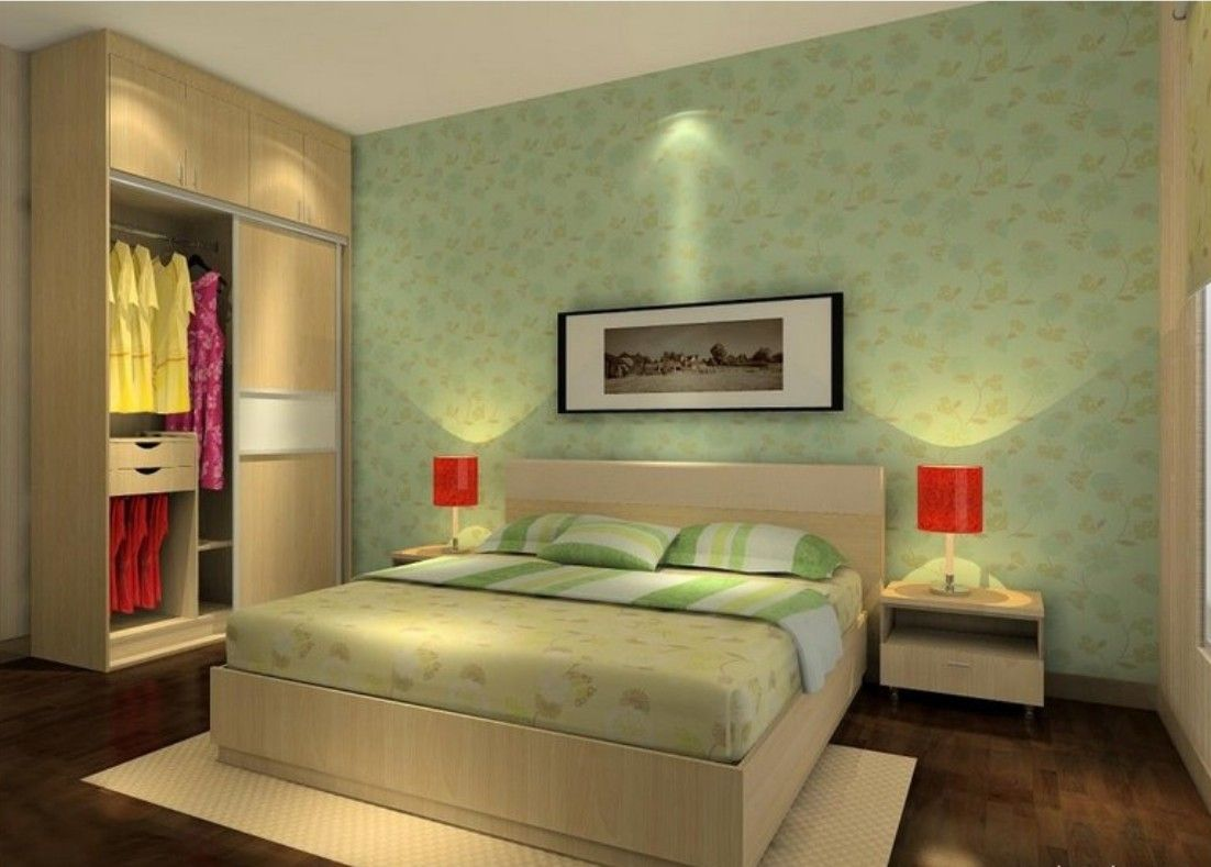pop bedroom wall designs