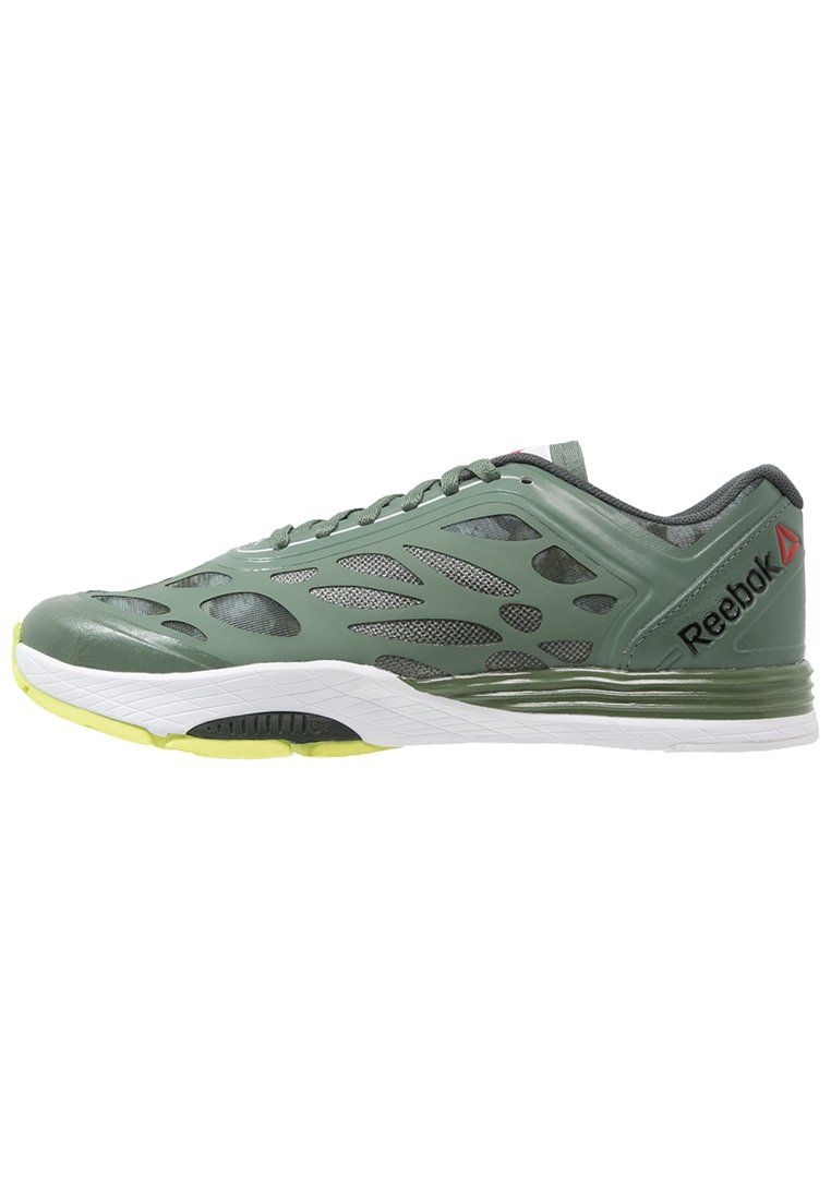 Cómpralo ya!. Reebok CARDIO ULTRA Zapatillas fitness e indoor green ... 4674673c4c8b4