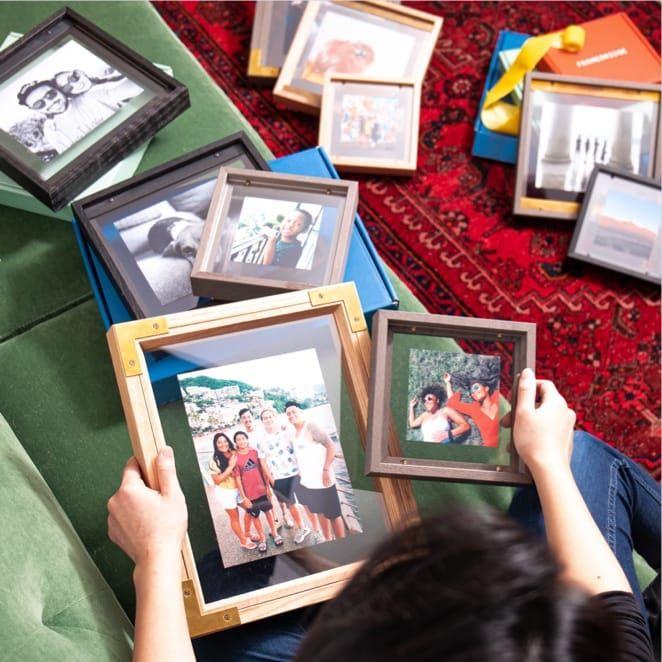 Online Custom Picture Frames Art Framing Framebridge Picture Frame Art Custom Picture Frame Framed Gifts