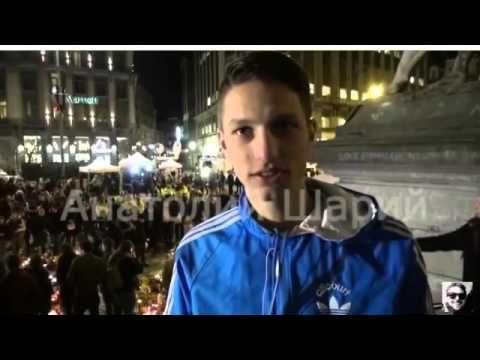 Roma z Ukrajiny – za atentáty v Bruselu stojí PUTIN