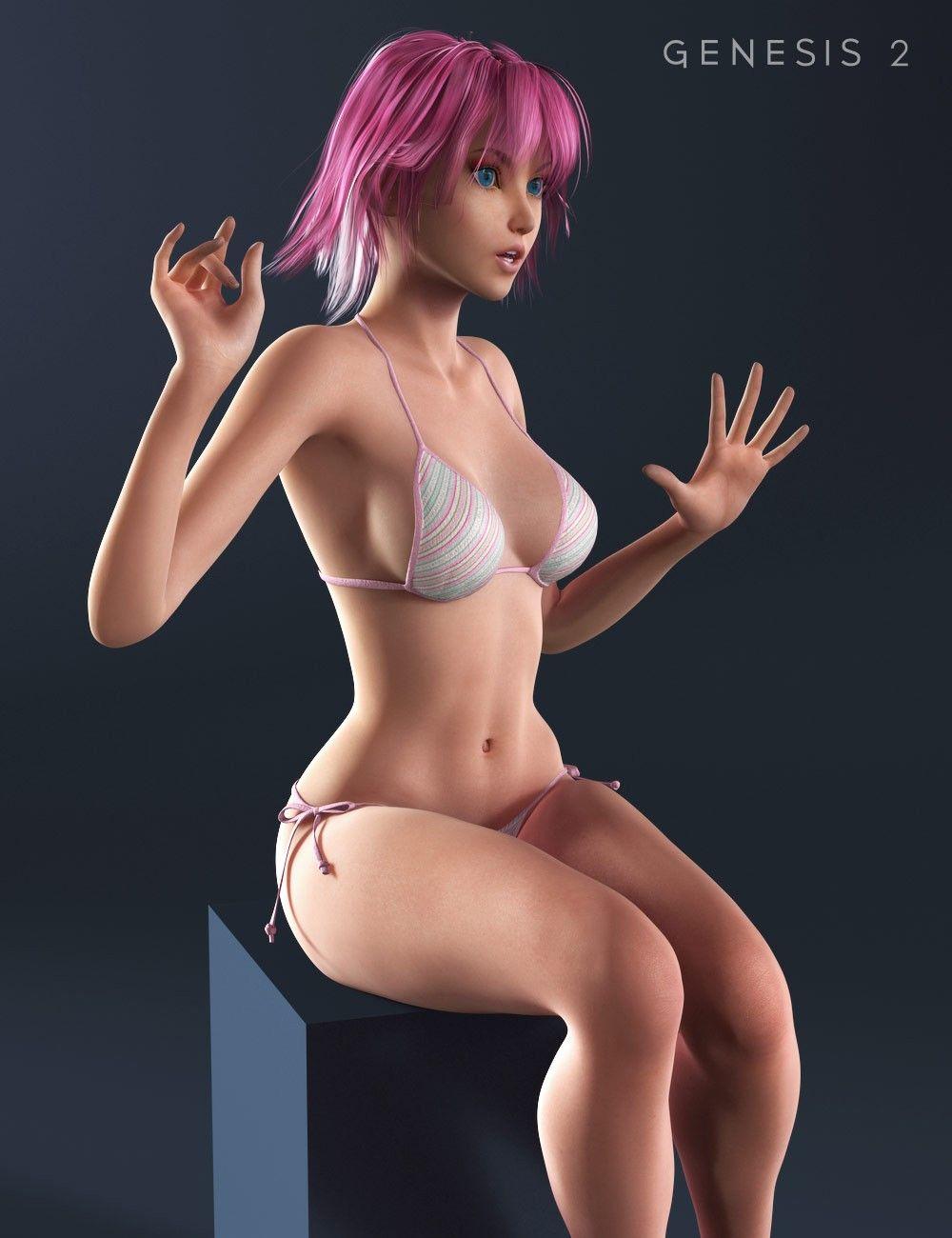 Erotic 3d Anomation