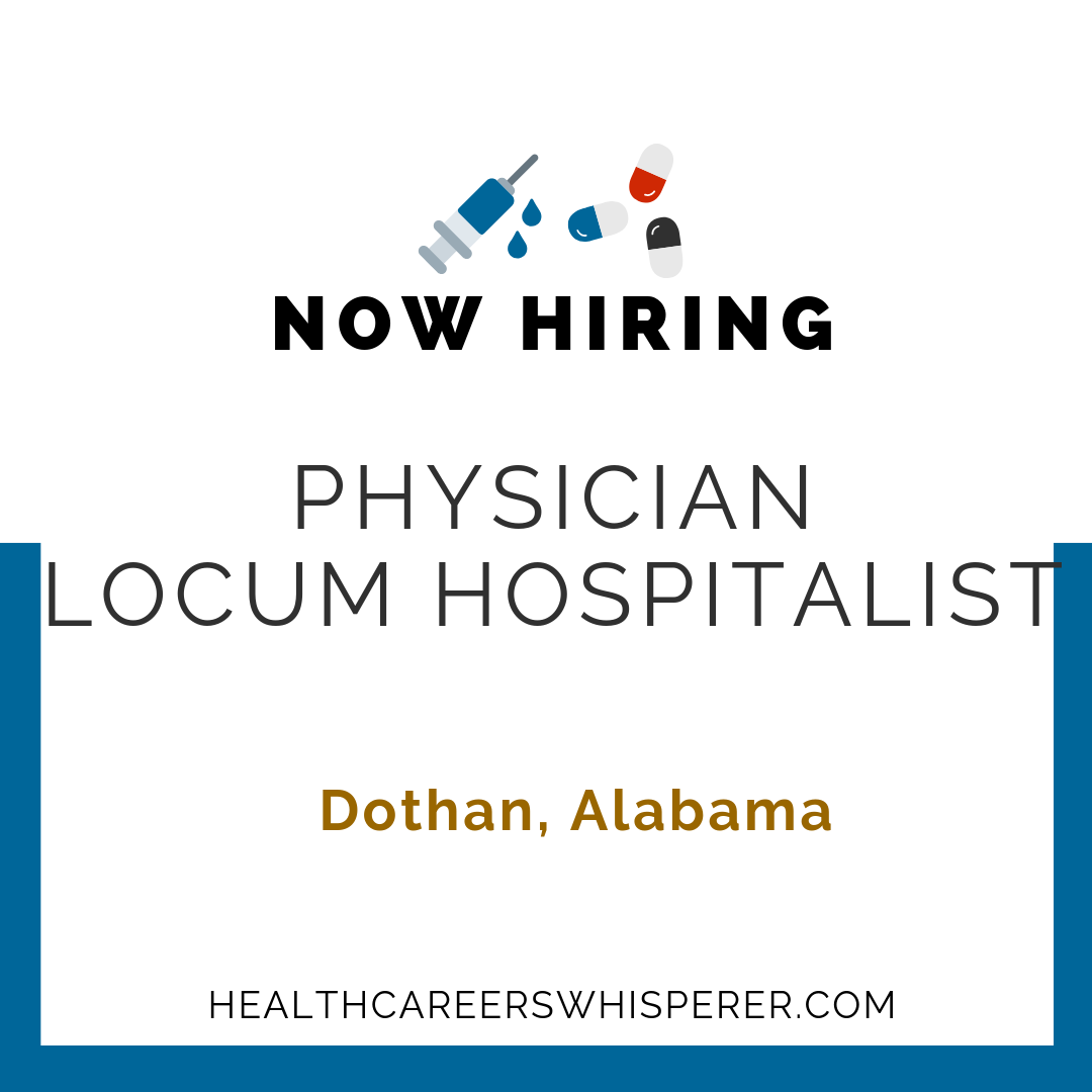 Hey all! A 235bed hospital is seeking to fill the role of