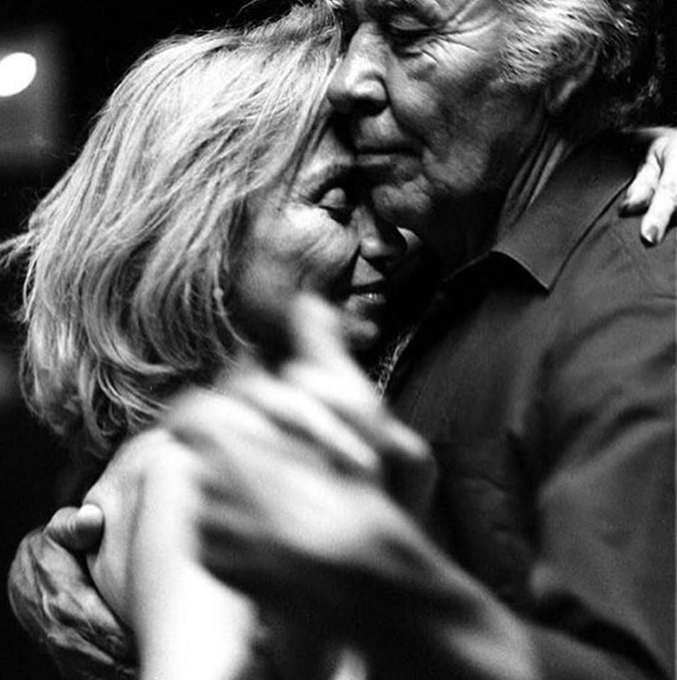 Older Lovers Dancing Dance Old Couples Tango